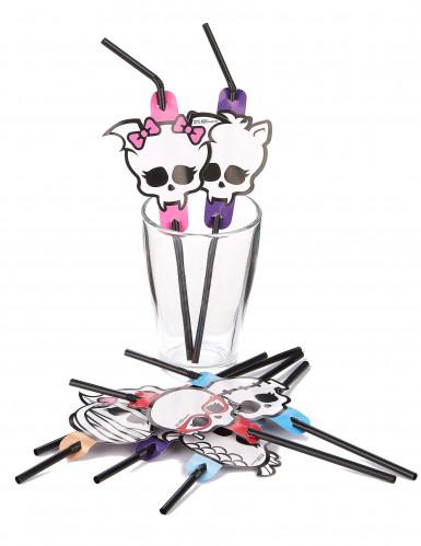 Flexibele Monster High™-rietjes voor Halloween-1