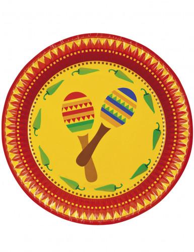 Mexicaanse borden