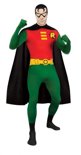 Kostuum van een tweede huid van Robin™ voor volwassenen