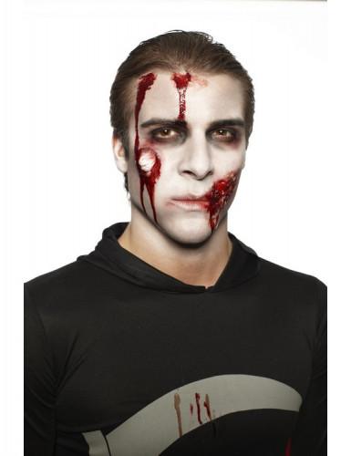 Zombiemake-up kit voor Halloween voor volwassenen-2