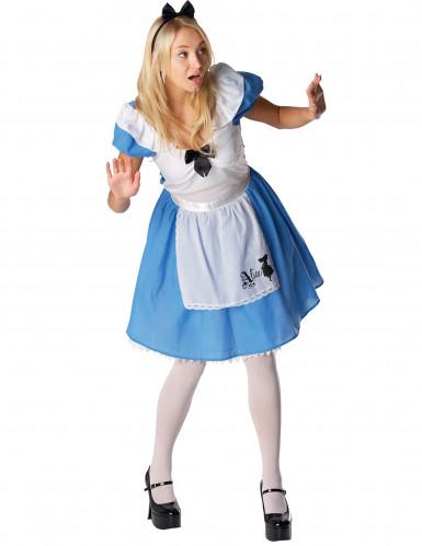 Alice in Wonderland™ kostuum voor vrouwen
