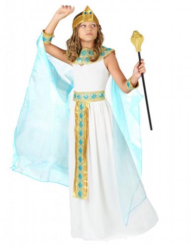 Egyptische koningin kostuum voor meisjes-1