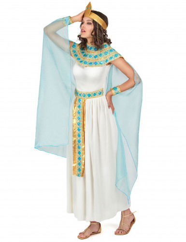 Traditionele Cleopatra outfit voor vrouwen-1
