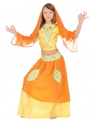 Prinses van Bollywood kostuum voor meisjes