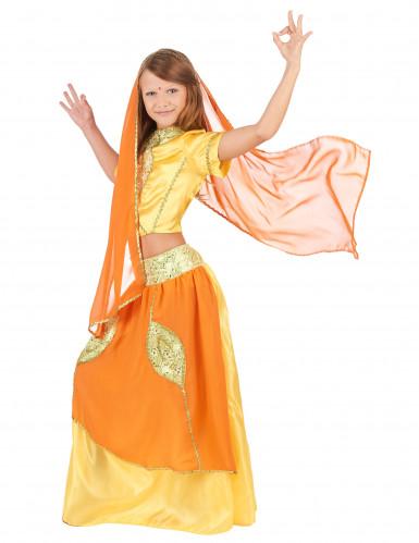 Prinses van Bollywood kostuum voor meisjes-1