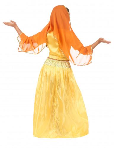 Prinses van Bollywood kostuum voor meisjes-2