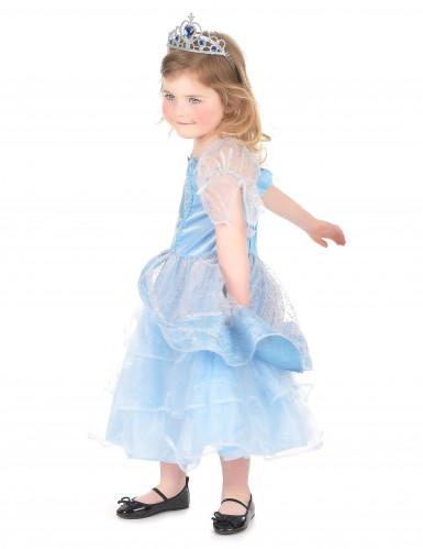 Prinsess Assepoester kostuum voor meisjes-1
