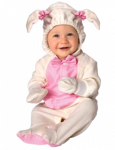 Lamskostuum voor baby's