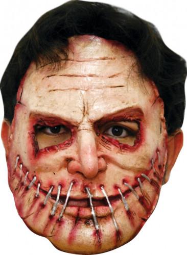 Masker van een moordenaar voor volwassenen Halloween