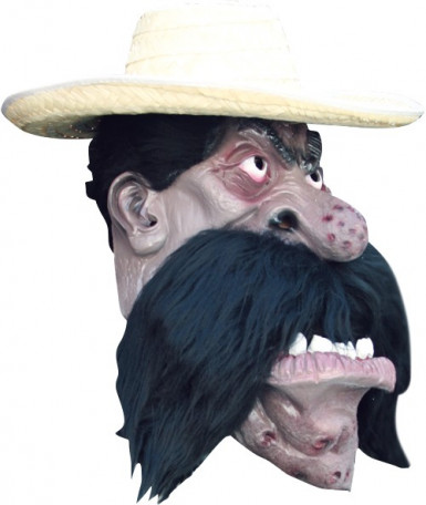 Mexicaans masker voor volwassenen Halloween