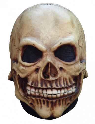 Schedelmasker voor volwassenen Halloween