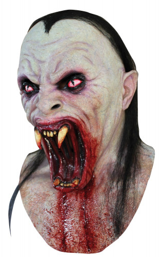 Masker van een slangenman voor volwassenen Halloween