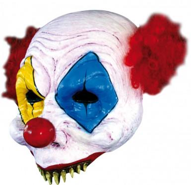 Angstaanjagend clownsmasker voor volwassenen Halloween