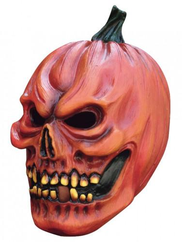 Masker van een angstaanjagende pompoen voor volwassenen Halloween