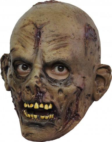 Masker van een levende dode voor volwassenen Halloween