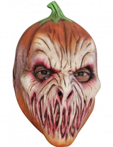 Angstaanjagend pompoenmasker voor volwassenen Halloween