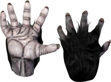 Hand gorilla voor volwassen (Halloween)
