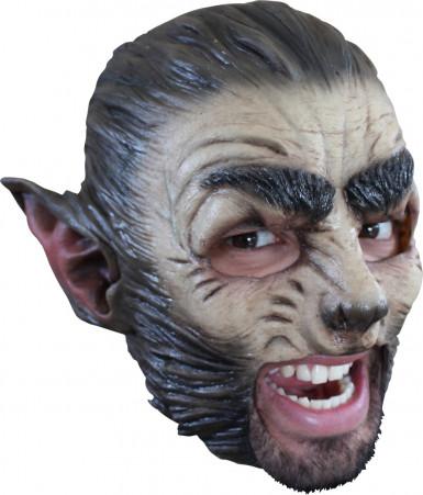 Latex wolvenmasker voor volwassenen Halloween