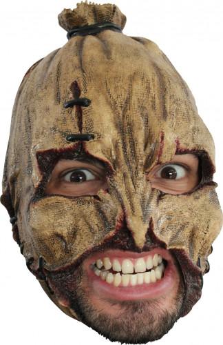 Masker van een vogelverschrikker voor volwassenen Halloween