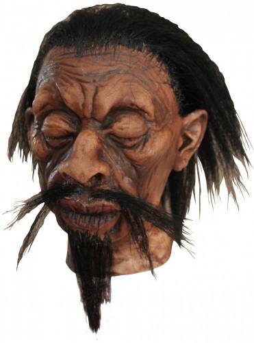 Halloweenversiering voodookop