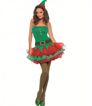 Sexy elfenkostuum voor vrouwen