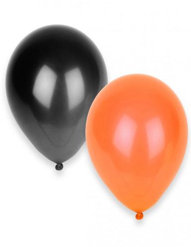 50 Halloweenballonnen