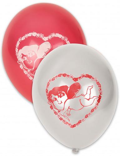 10 Valentijnsdag ballonnen