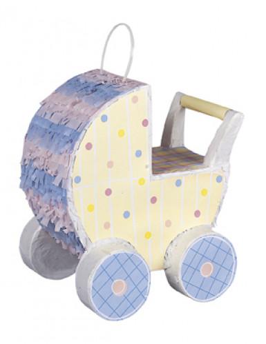 Mini kinderwagen pinata