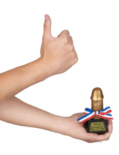 Gouden penis trofee-1