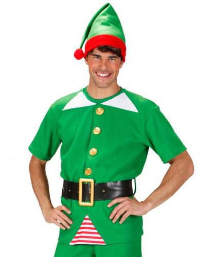 Kerstelfenpak voor volwassenen