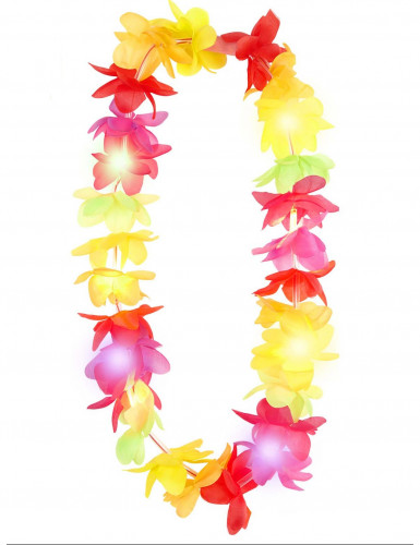 Lichtgevende Hawaïhalsketting-1
