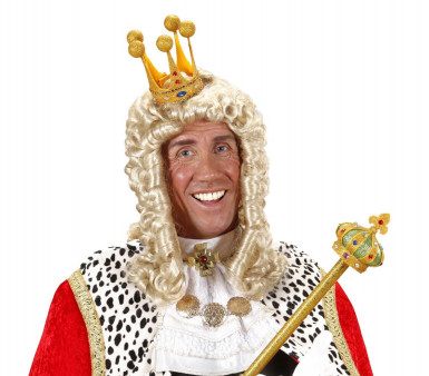 Kleine koninklijke kroon voor volwassenen-1