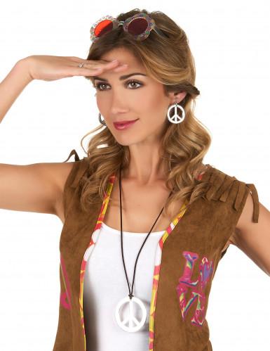 Set Hippie sieraden voor volwassenen-1