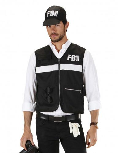 Kostuum van een FBI-agent voor volwassenen