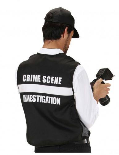 Kostuum van een FBI-agent voor volwassenen-1
