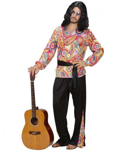 Hippiekostuum voor mannen