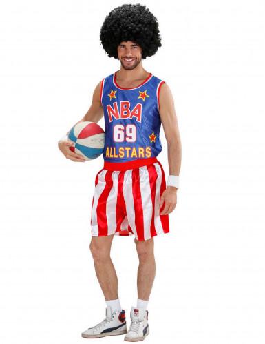 NBA basketbal speler kostuum voor volwassenen
