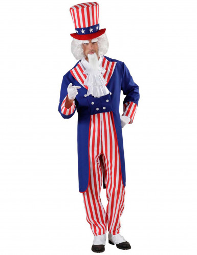 Uncle Sam kostuum voor volwassenen