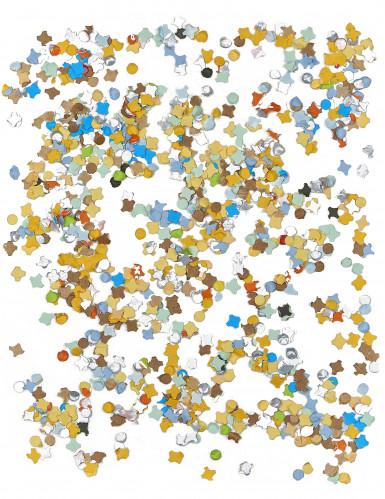 Zakje met 100 gram confetti-1
