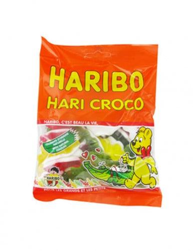 Lekkere haribo krokodillen snoepjes - Dessin de bonbons haribo ...