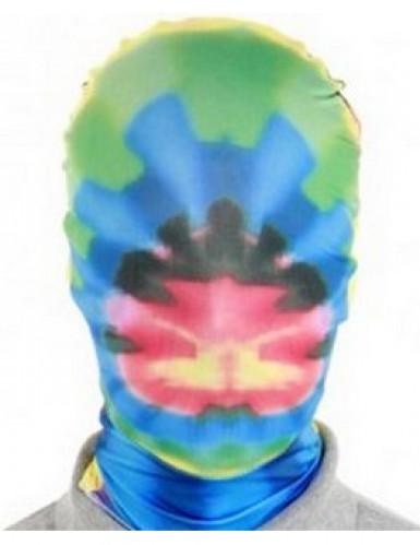 Morphsuits™ Tie Dye-masker