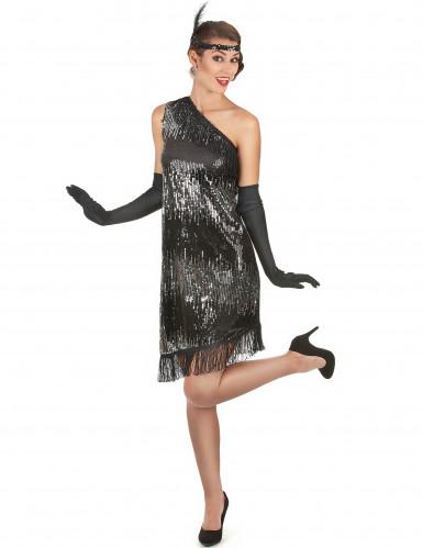 Retro jaren 20 outfit voor vrouwen-1