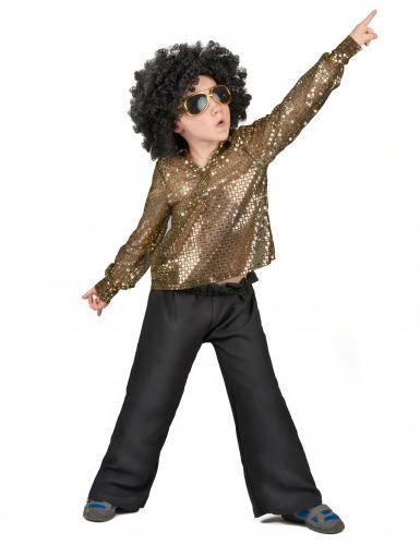 Glitter disco pak voor jongens