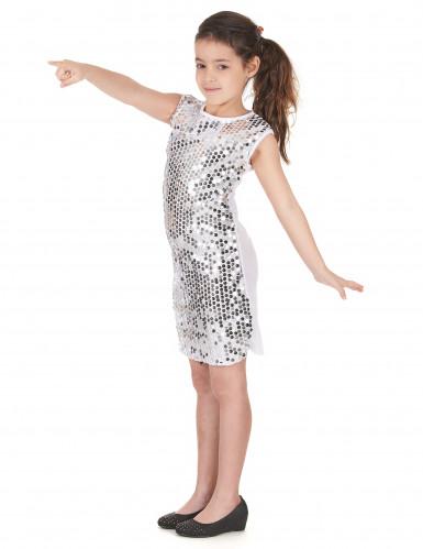 Disco jurk voor meisjes-1