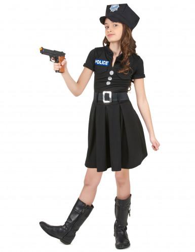 Politie pak voor meisjes-1