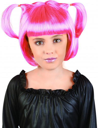 Roze mangapruik voor meisjes