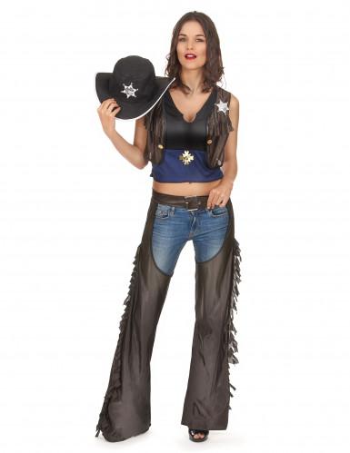 Cowgirl kostuum voor vrouwen