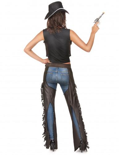 Cowgirl kostuum voor vrouwen -2