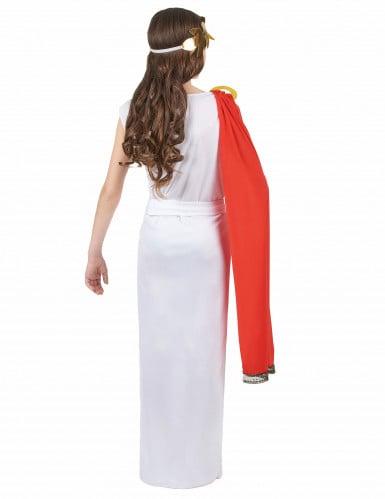 Romeinse godin kostuum voor meisjes-2