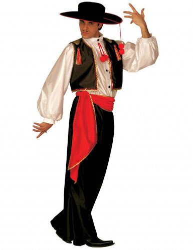 Mexicaanse danser kostuum voor heren